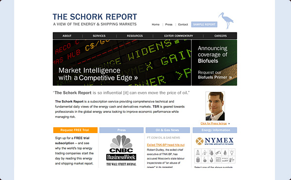 The Schork Group | Stephen Schork