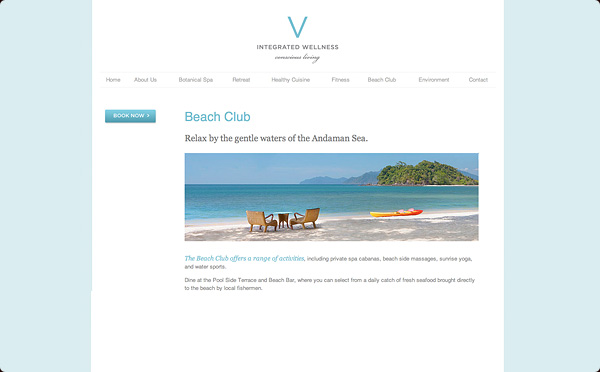 V Integrated Wellness at The Andaman, A Luxury Collection Resort, Langkawi