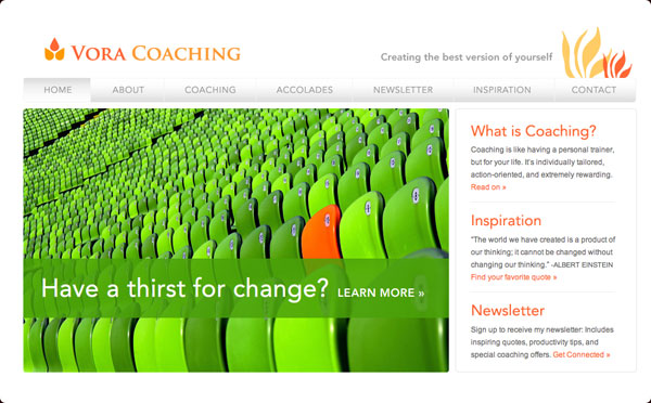 Vora Coaching by Stephanie Vora