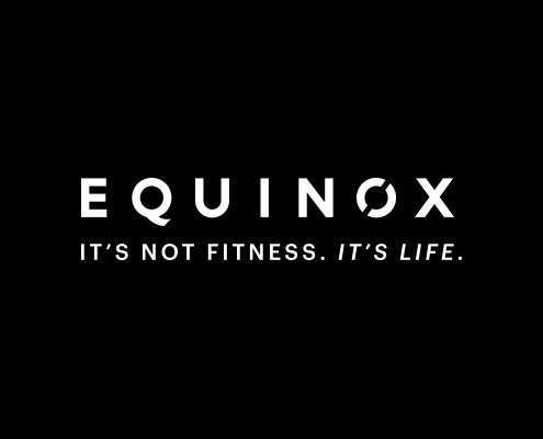 Equinox Fitness Website Design